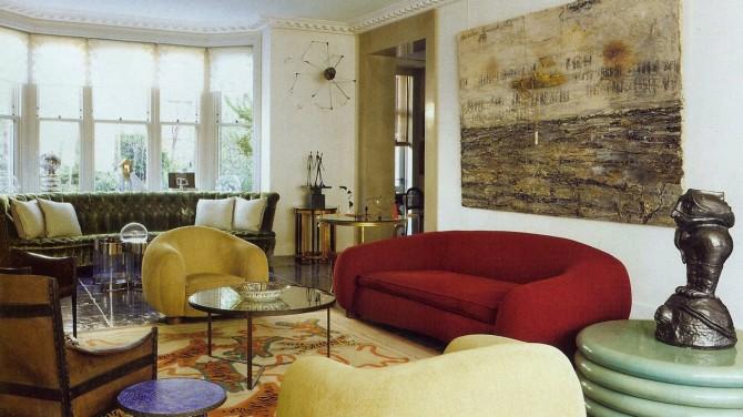 Jason Mowen Inspirational Interiors Jacques Grange