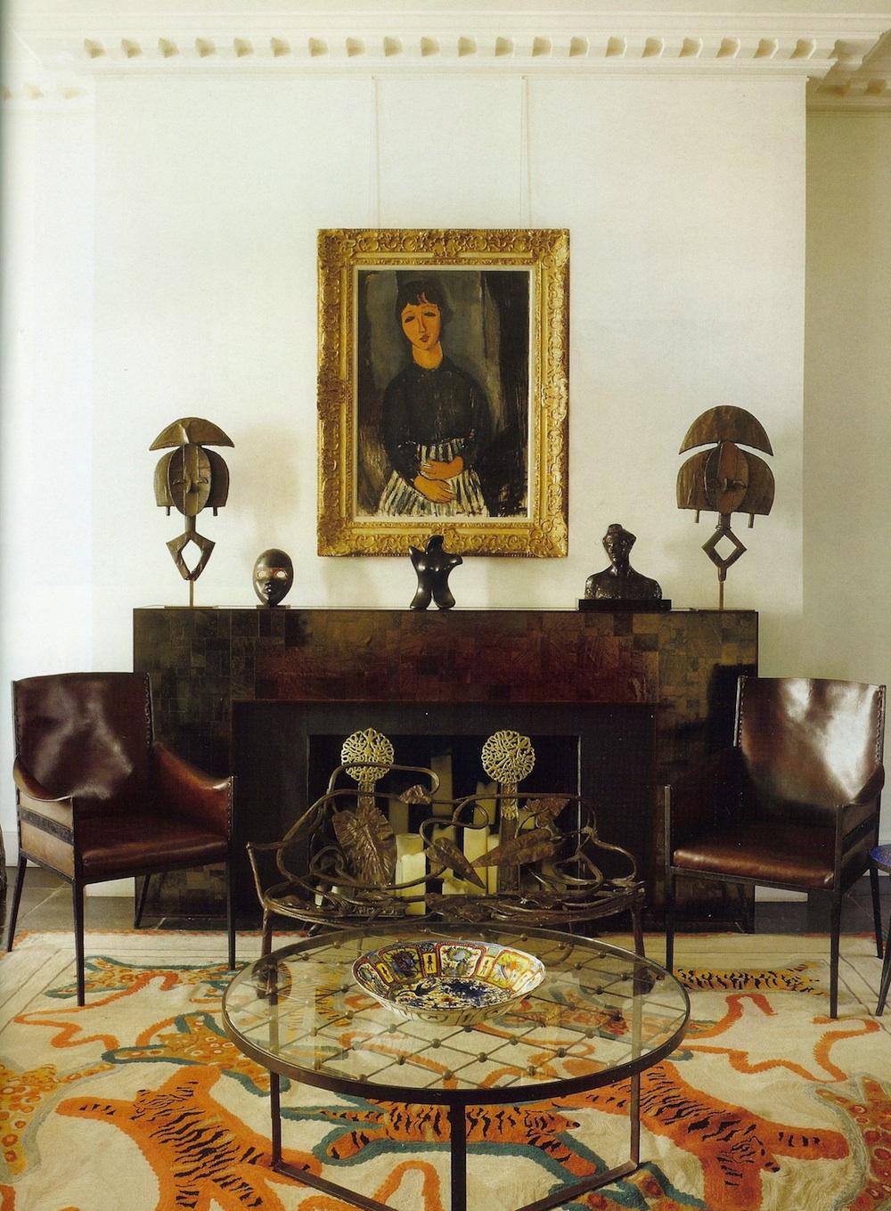 Inspirational Interiors Jacques Grange Jason Mowen