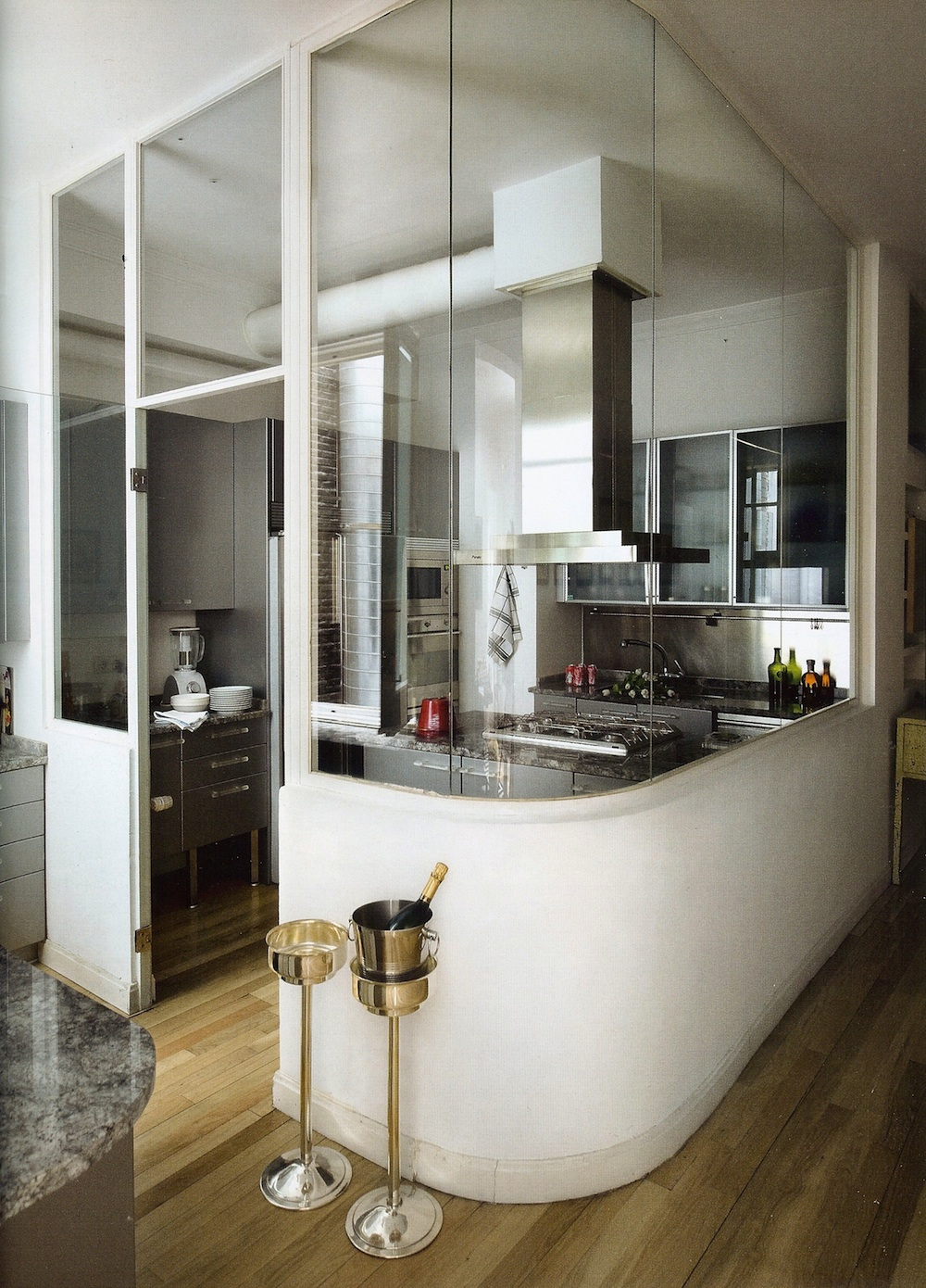 Inspirational Interiors Madrid Apartment Jason Mowen
