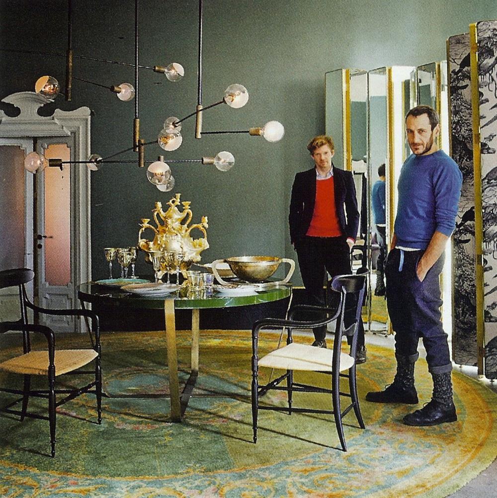 Inspirational Interiors Dimore Studio Milan And Paris