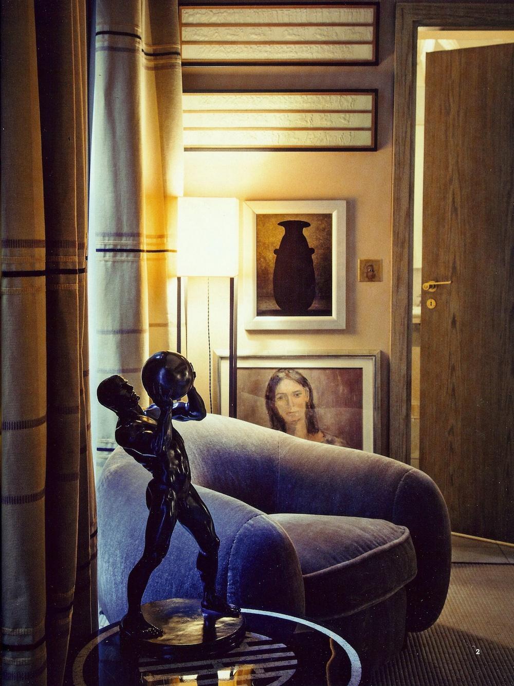Inspirational Interiors Fran 199 Ois Catroux Jason Mowen